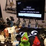Imprimante 3D ZMorph à 12 têtes interchangeables