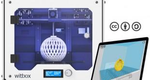 imprimante 3D BQ WITBOX