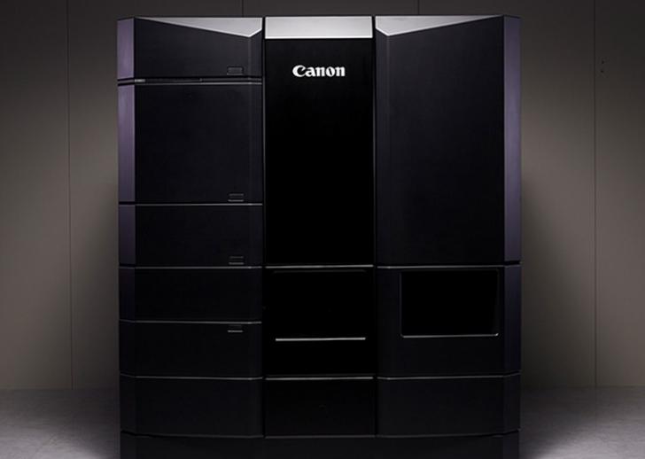 L'imprimante 3D Canon