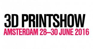 salon impression 3D Printshow 2016 Amsterdam