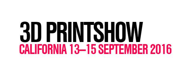 salon impression 3D Printshow 2016 Californie USA