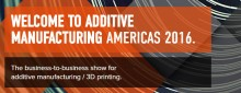 Additive Manufacturing Show America 2016