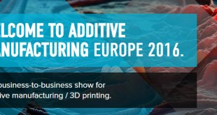 Additive Manufacturing Show Europe 2016