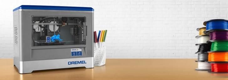 L'imprimante 3D DREMEL Ideabuilder