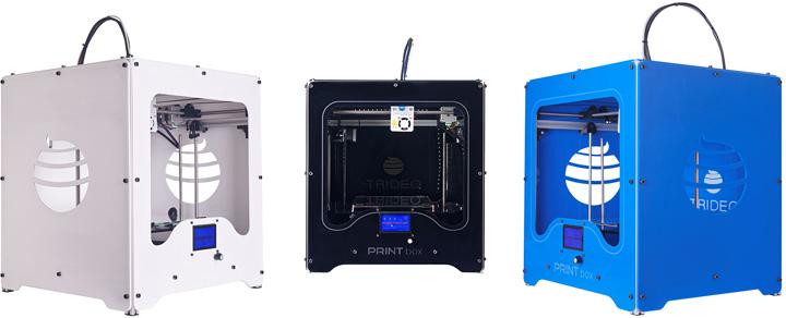 photo imprimante 3D Trideo PrintBoX
