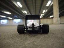 Arrière de la F1