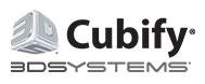 Cubify 3D Systems logo