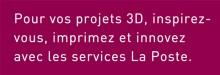 La Poste modelisation et creation 3D