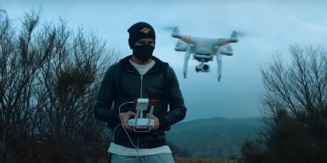 Scan 3D Drone DJI Phantom 3