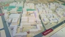 campus universitaire de Californie imprimé en 3D