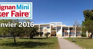 Perpignan Mini Maker Faire 2016
