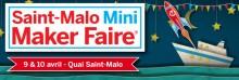 Saint Malo Mini Maker Faire 2016
