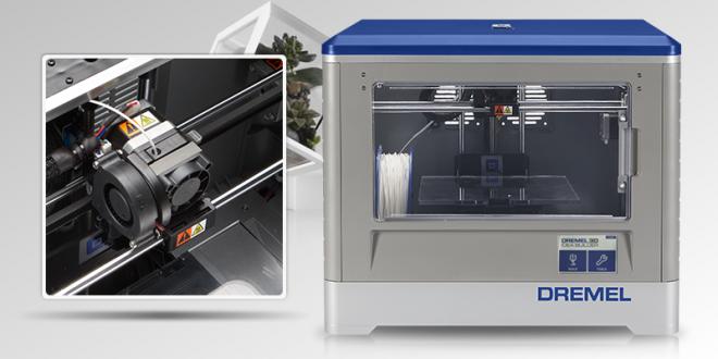 test de l 39 ideabuilder l 39 imprimante 3d de chez dremel. Black Bedroom Furniture Sets. Home Design Ideas