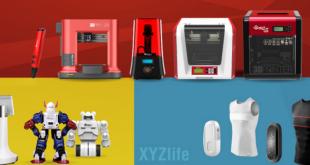XYZprinting CES 2016