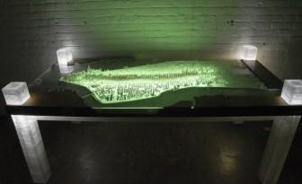 La ville de Manhattan imprimée en 3D