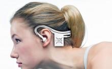 photo ecouteur Apple iPod Shuffle imprimé en 3D