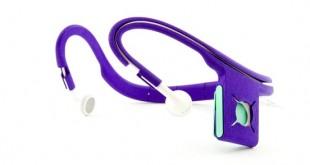 Prototype serre-tête iPod Shuffle