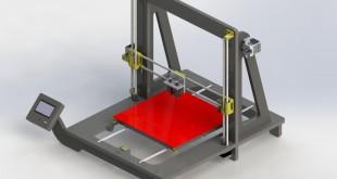 Imprimante 3D RepRap Itopie XL