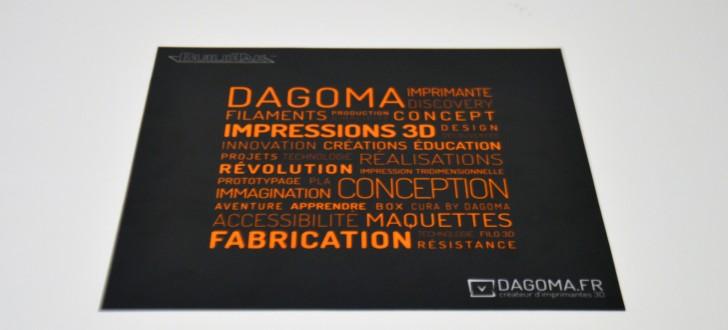 BuildTak Dagoma