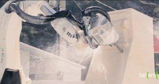robot sculpteur