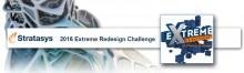 Challenge Extreme Redesign par Stratasys