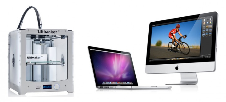 ultimaker apple imac macbook