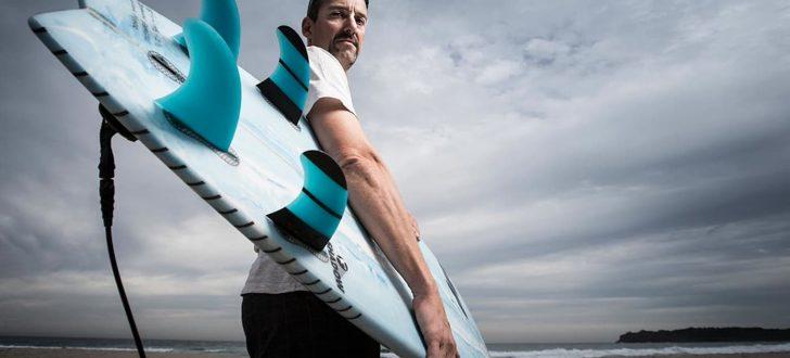 Surf imprimé en 3D