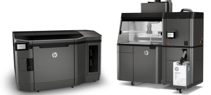 Imprimante 3D HP Jet Fusion 3D