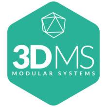 Logo 3D Modular Systems