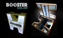 Booster Racer Quad