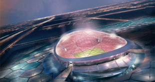 Lusail Iconic Stadium Coupe du monde football 2022 Qatar