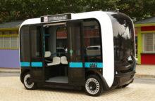 voiture autonome ibm olli