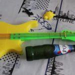 Guitare pour enfant imprimée en 3D