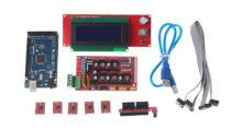 Mega2560 - LCD - RAMPS
