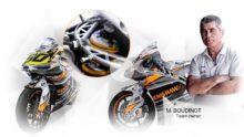 MotoGP impression 3D Métal