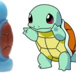 Pokemoan gode squirty (squirtle carapuce)