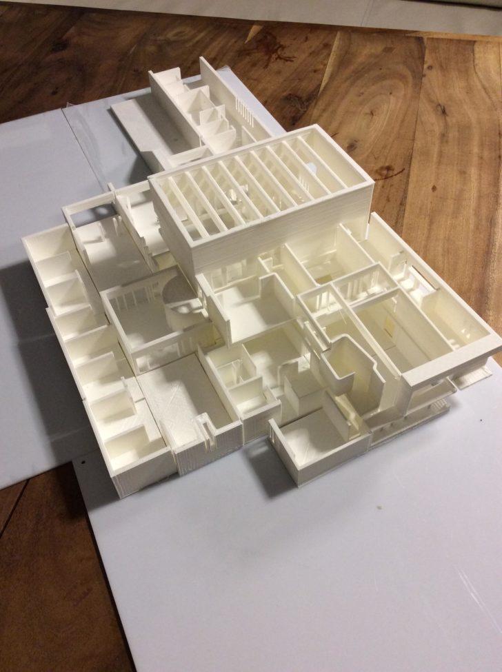 Projet architecte impression 3D