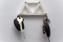 Support de clefs imprimé en 3D