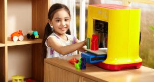 imprimante 3D XYZprinting da Vinci miniMaker