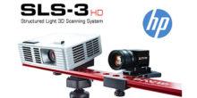 HP achete scanner 3D David