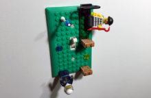 Lego cache interrupteur