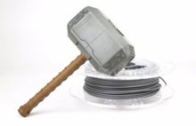 marteau acier ColorFabb steelFill