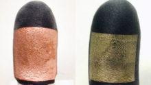 empreinte digitale doigt impression 3D