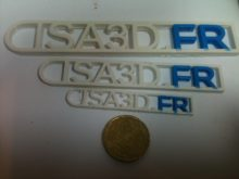 isa3d double extrusion