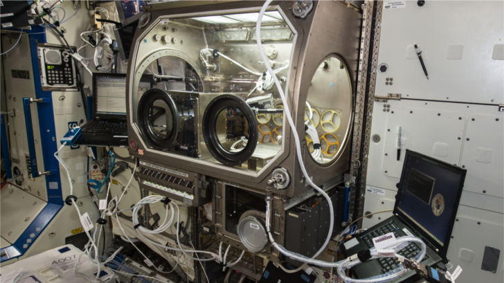 Imprimante 3D ISS