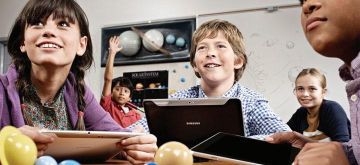 Samsung School enfants ecole college lycee
