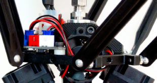 extrudeur microdelta rework
