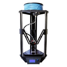 photo imprimante 3D eMotion Tech MicroDelta Rework