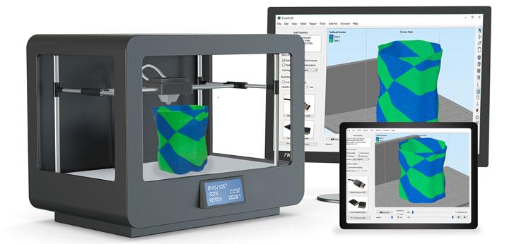 logiciel Simplify3D