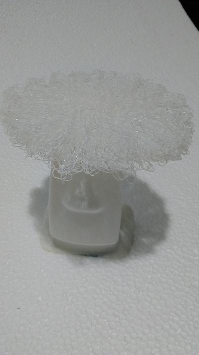 Cheveux imprimés en 3D